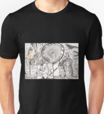 This Is A Map Of Your Entire Life (with Wizz) Unisex T-Shirt