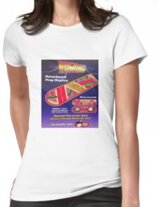 hoverboard Womens Fitted T-Shirt