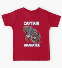 Captain Amanatee SALE! Kids Tee