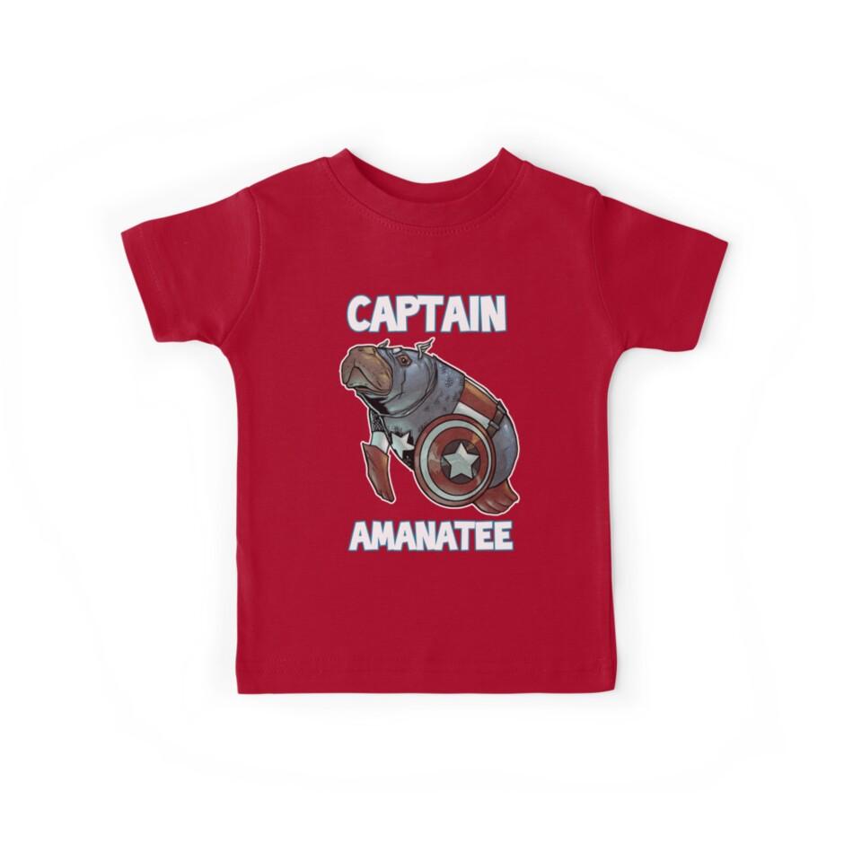 Captain Amanatee SALE! by jomiha