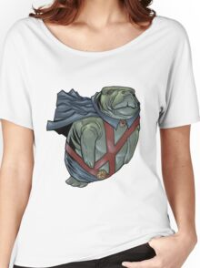 Martian Manatee Hunter SALE! Women's Relaxed Fit T-Shirt
