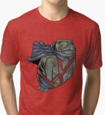 Martian Manatee Hunter SALE! Tri-blend T-Shirt