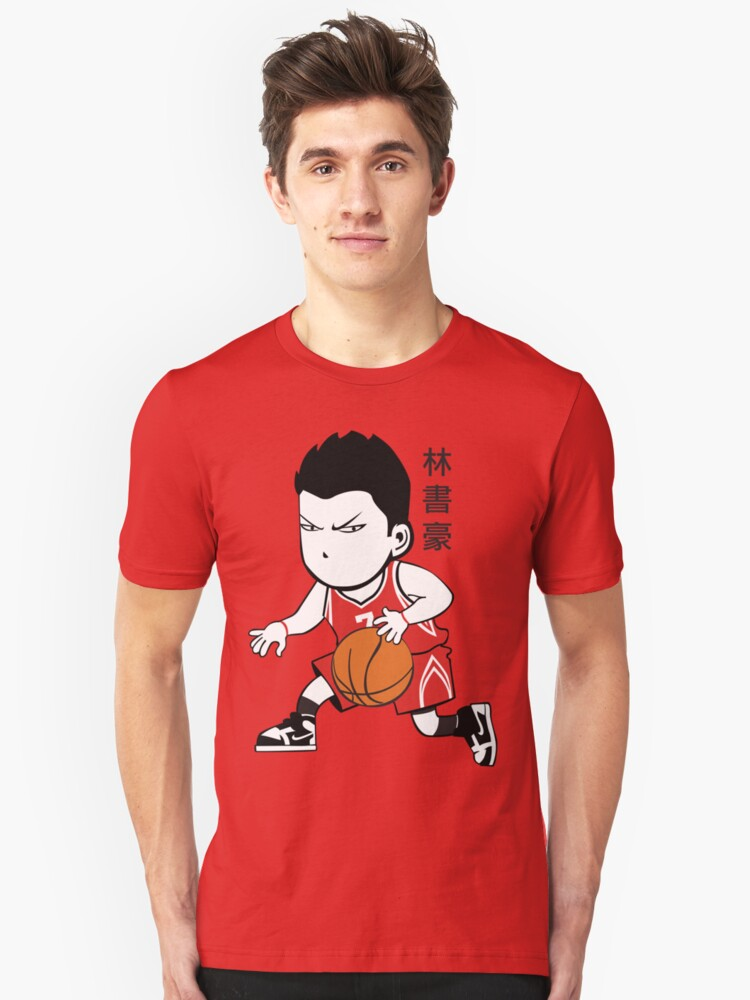 LINSANITY IN HOUSTON by spiderting