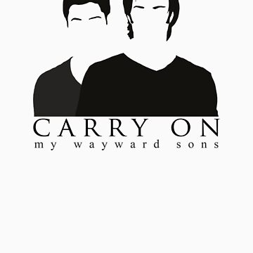 Carry On by scaredywolf