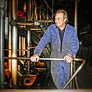 The Engineer - Manning the Pumps by TonyCrehan