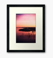 Because You're Beautiful. Framed Print