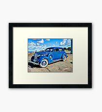 Packard 1937 120C Framed Print