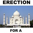 Man's Greatest Erection For A Woman by 3rdeyelens