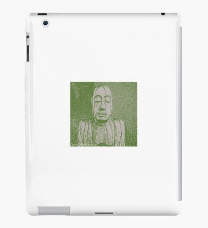 Karma in green iPad Case/Skin