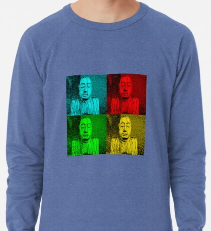 Karma Squared = 4 x the luck Lightweight Sweatshirt