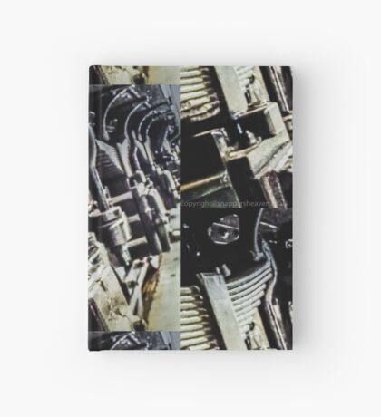 Springs and more  Hardcover Journal