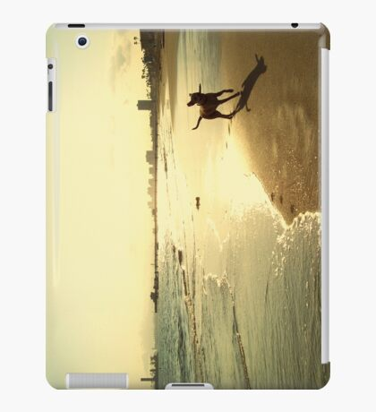 When She is the Happiest iPad Case/Skin