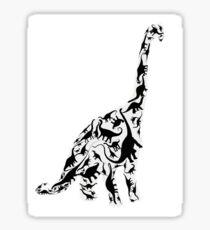 Sauropod 2 Sticker