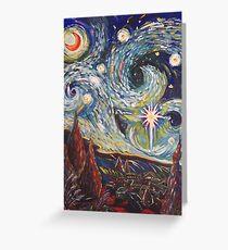 Night of Wonders Greeting Card