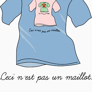 La trahison des maillots by OldManLink