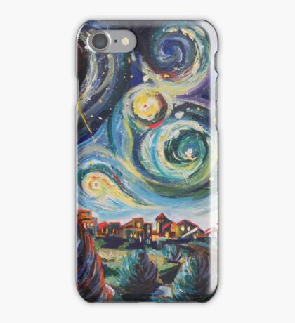 Holy Night iPhone Case/Skin