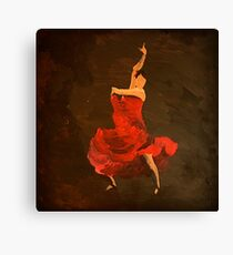 Spanish nights Canvas Print