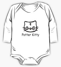 Potter Kitty One Piece - Long Sleeve