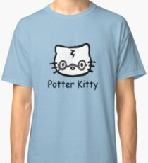 Potter Kitty Classic T-Shirt