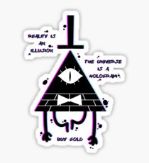 Illusion  Sticker