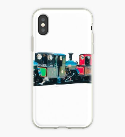 The Snowdonian by whacky iPhone Case