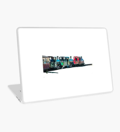 The Snowdonian by whacky Laptop Skin