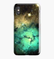 Glowing Nebula iPhone & iPod Case iPhone Case/Skin