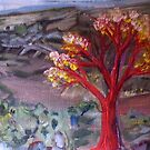 Red tree  by Initially NO