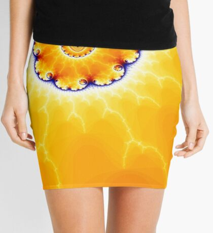 Concentric  Mini Skirt