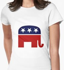 GOP Women's Fitted T-Shirt