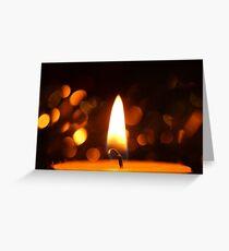 Light up the Dark Greeting Card