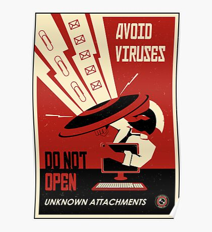 Avoid Downloads Poster
