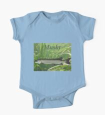 Musky One Piece - Short Sleeve
