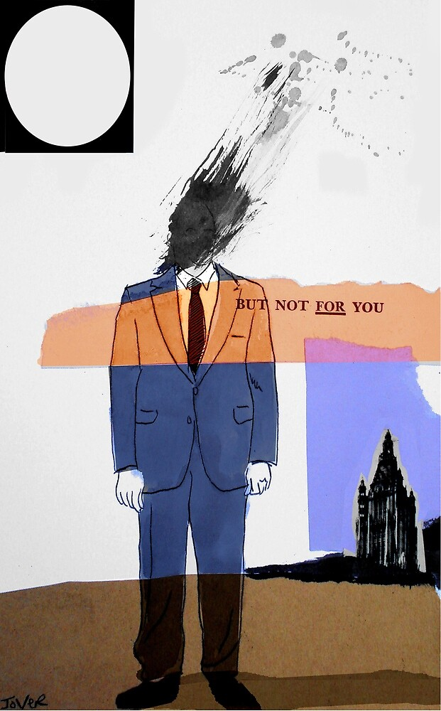 but not for you by Loui  Jover