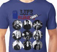 Life Ruiners - Tardis Edition Unisex T-Shirt