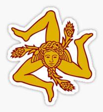 sicily Sicilia Sicile Sticker