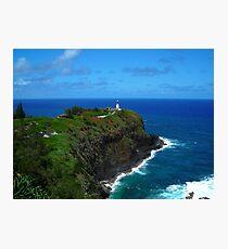 Kilauea Lighthouse Photographic Print