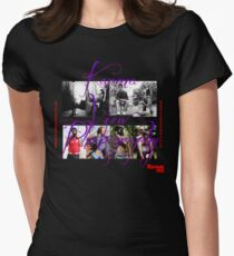 karma view photogrpahy Womens Fitted T-Shirt