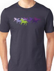 Horses run free T-Shirt