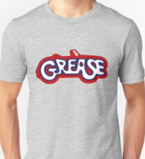 Grease Logo Unisex T-Shirt