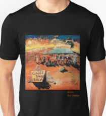Ghost Town Rally - Silverton Outback NSW Unisex T-Shirt