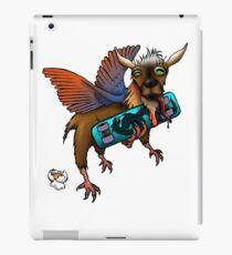 chicken goat iPad Case/Skin