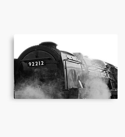 Steamer 92212 Canvas Print