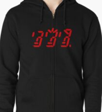 Ghost in the Machine Zipped Hoodie