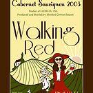 Walking Red: A Fine Wine by koalaknight