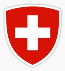 suisse switzerland Sticker