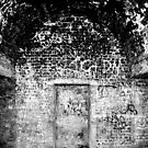 Cliffs of Dover - WWII Caves with Graffiti by rsangsterkelly