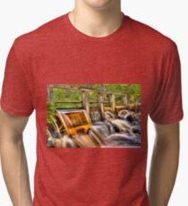 The honey water dam [HDR] Tri-blend T-Shirt