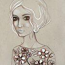 Flowers I Keep by Ana Kurist