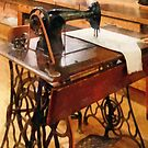 Garment Factory by Susan Savad